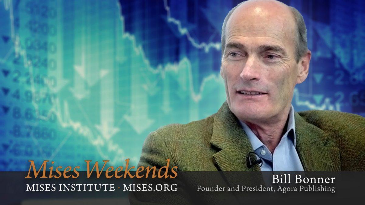 Bill Bonner: Empire of Debt