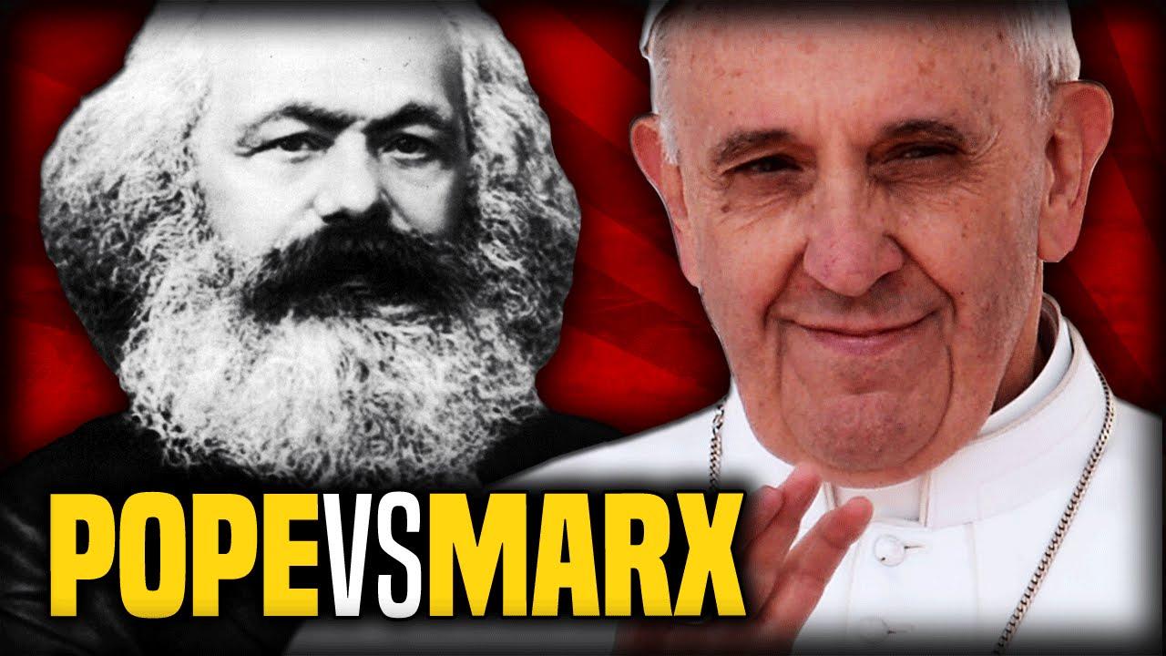 Pope Francis vs. Karl Marx | Who Said It? (VIDEO)