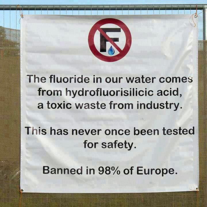 Murray Rothbard on Fluoridation