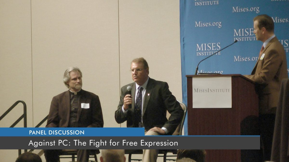 Against PC: The Fight for Free Expression | Speaker Panel