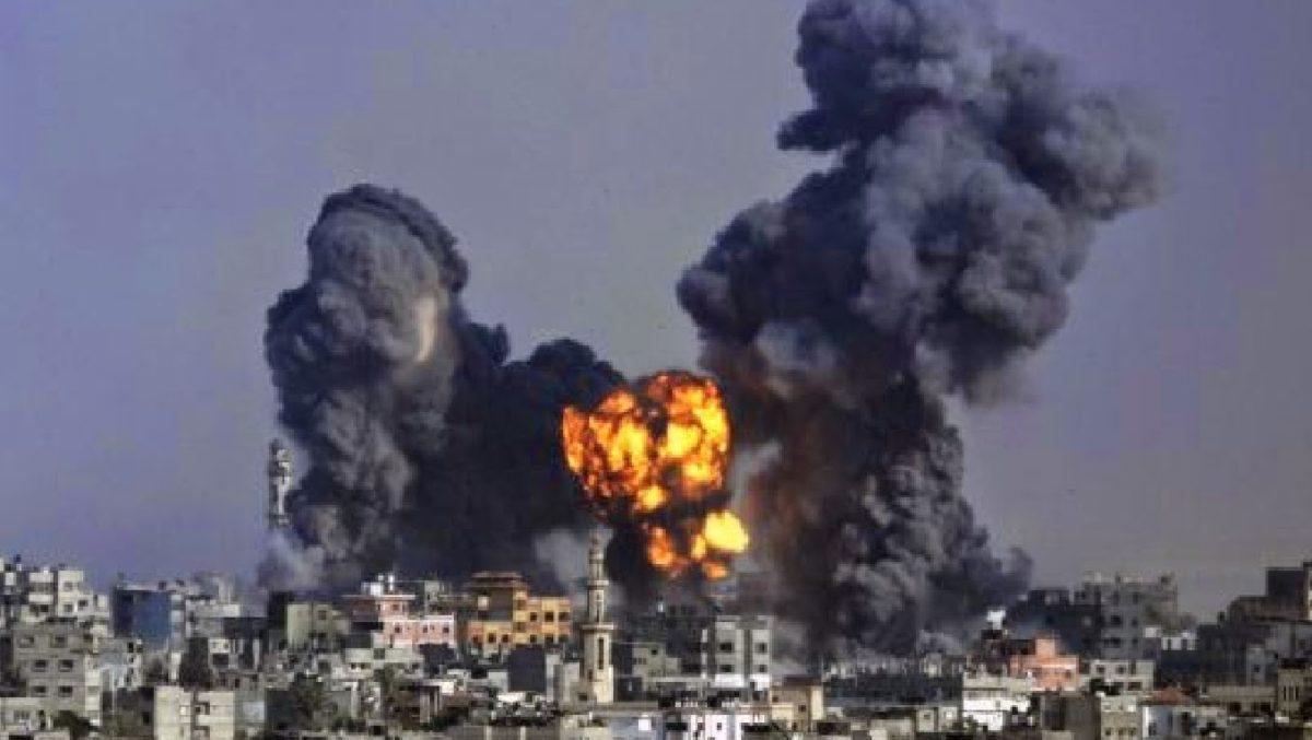 Noam Chomsky – Hamas vs. Israel