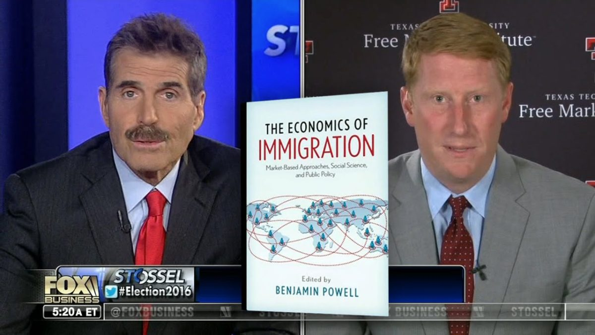 Myths of Immigration