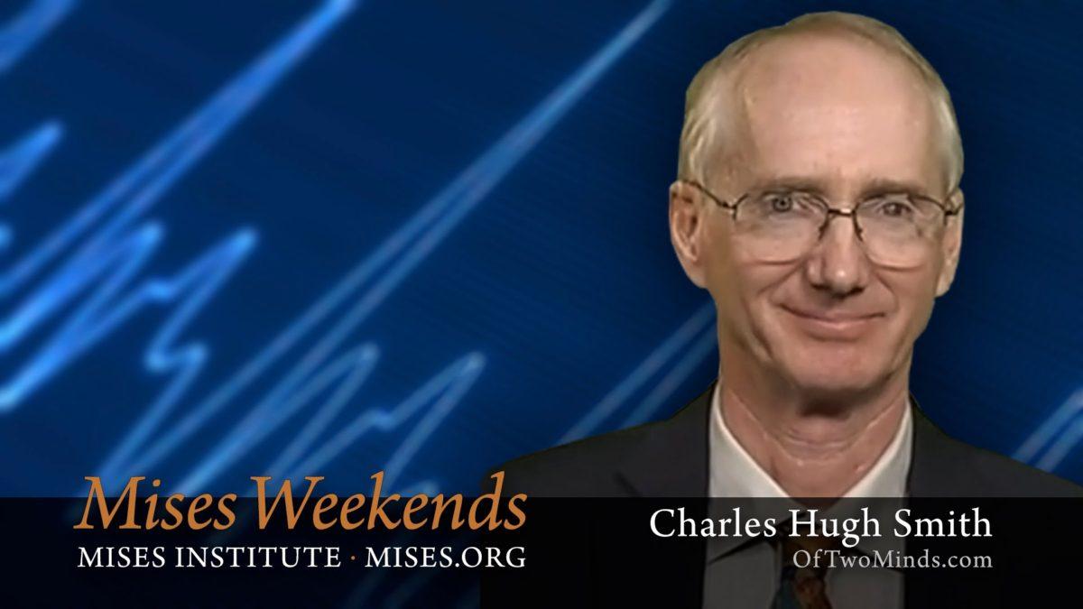 Charles Hugh Smith: The US Healthcare Debacle