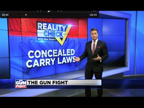 Do States With Concealed Carry Have More Gun Crime?