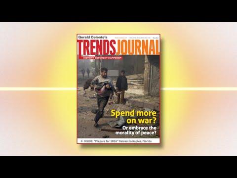 Gerald Celente on Oil, Terrorism and War