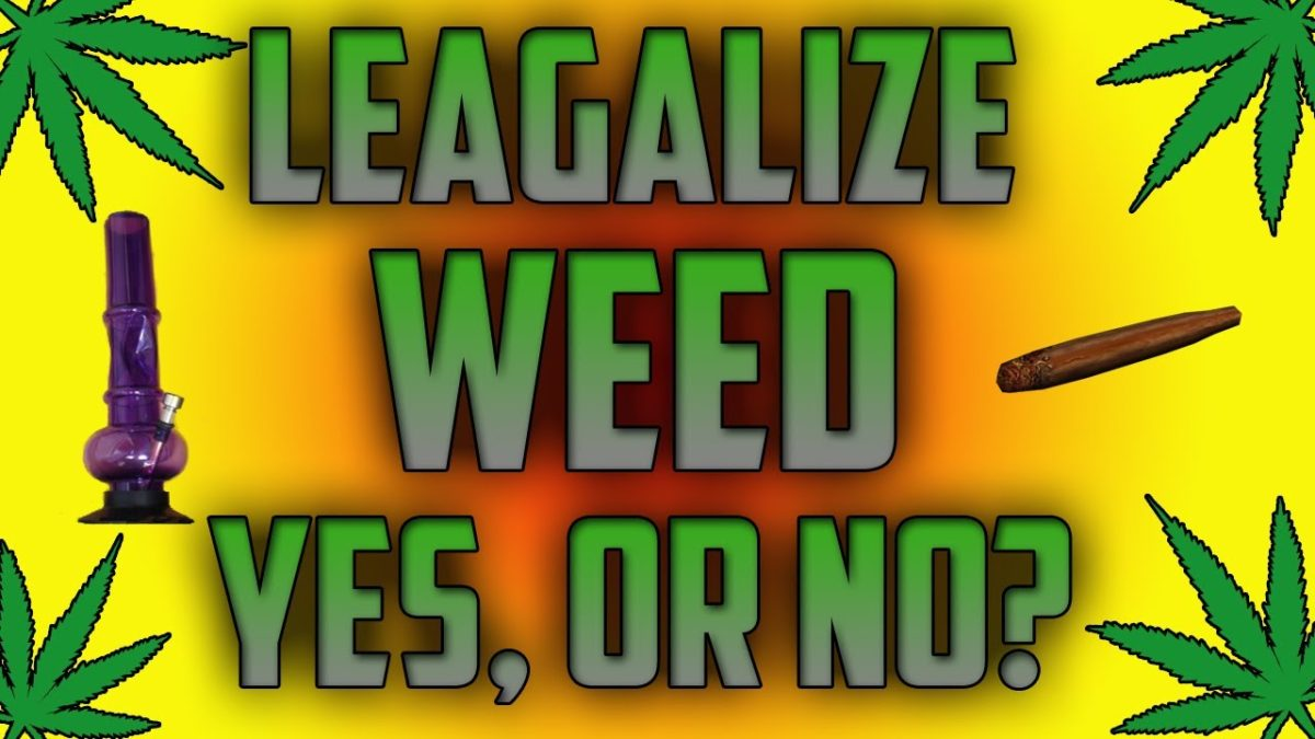 Should We Legalize Cannabis? This Week in Tyranny
