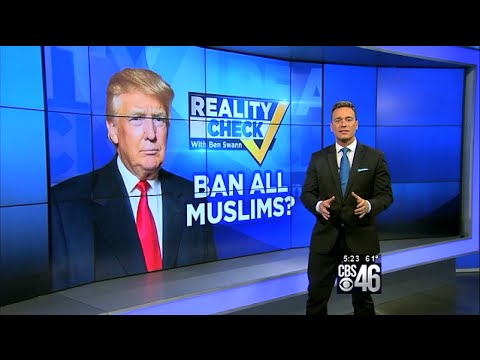 Trump Right on Legal Authority to Ban Muslim Immigrants?