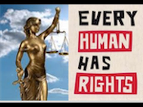 The definition of human rights