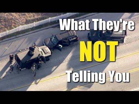 San Bernardino Shooting: What They're NOT Telling You