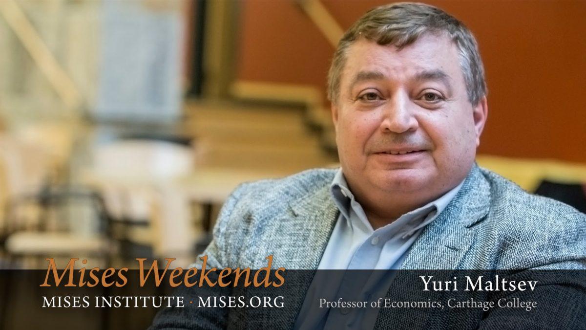 Yuri Maltsev: Socialism, Fascism, and Trumpism
