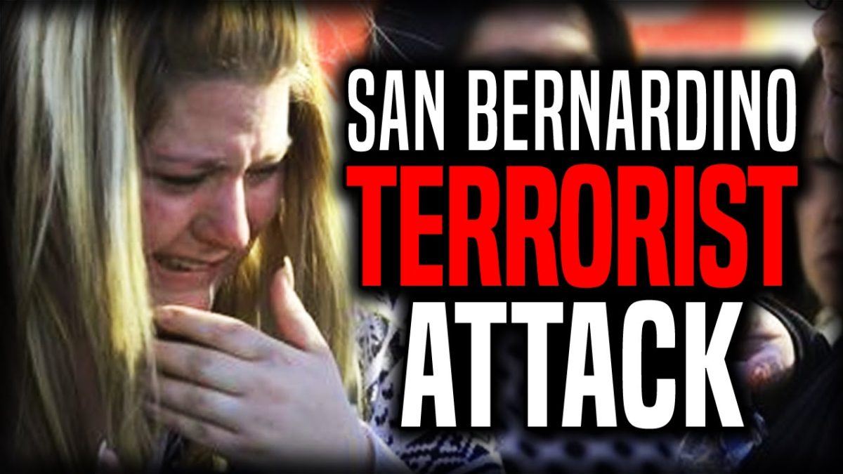 The Truth About The San Bernardino Shooting and Terrorist Attack