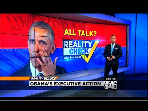 """Reality Check: Is President Obama """"All Talk"""" When It Comes To Enforceing Gun Prosecutions"""