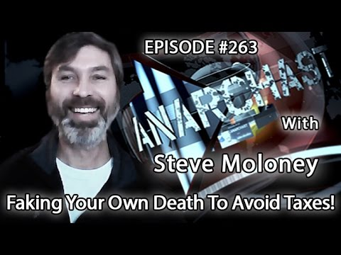 Faking Your Own Death To Avoid Taxes!