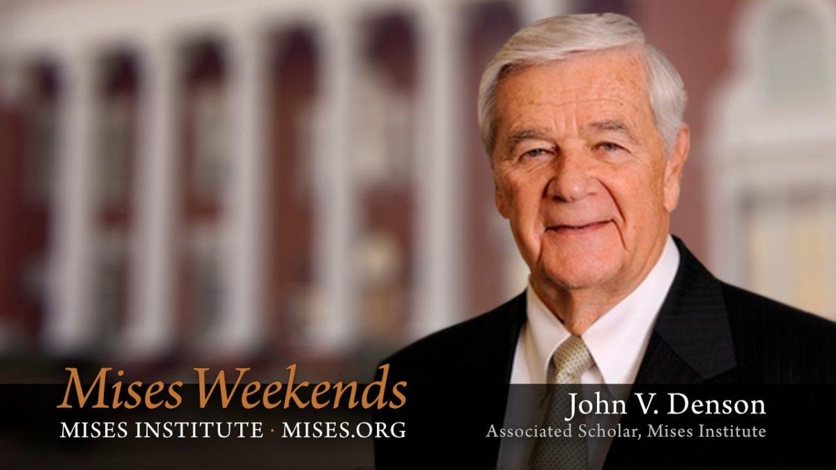 John V. Denson: The Christmas Truce