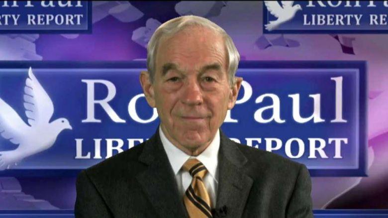 Ron Paul Verbally Slaps Fox Pressitute