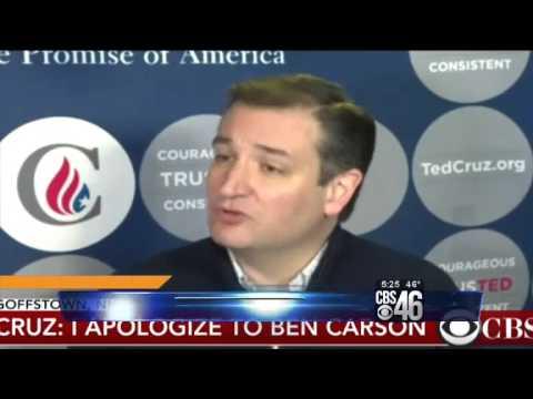 Did Ted Cruz Use Dirty Tricks To 'Steal' Iowa Win?