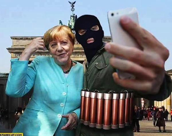 Breaking: Heckuva Job, Merkel – ISIS Terror Squads Swarm Europe