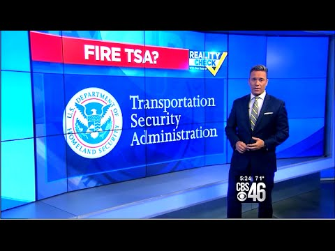 Is It Time To Fire The TSA?