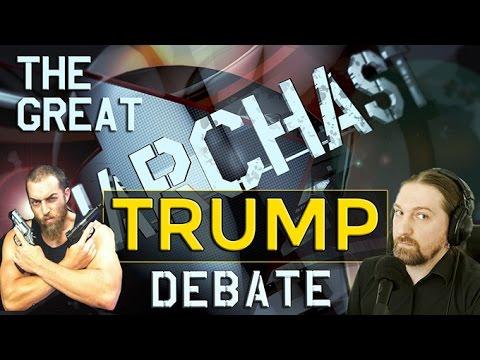 A Libertarian Trump Debate