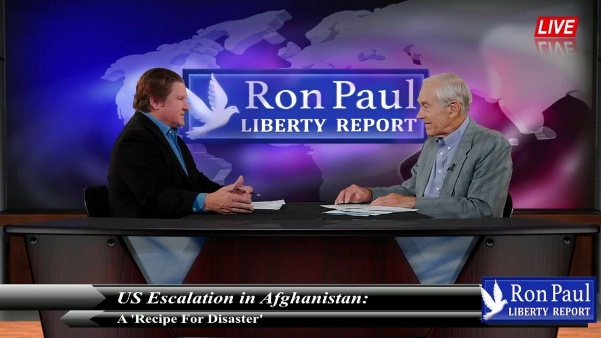 US Escalation in Afghanistan: A 'Recipe For Disaster'