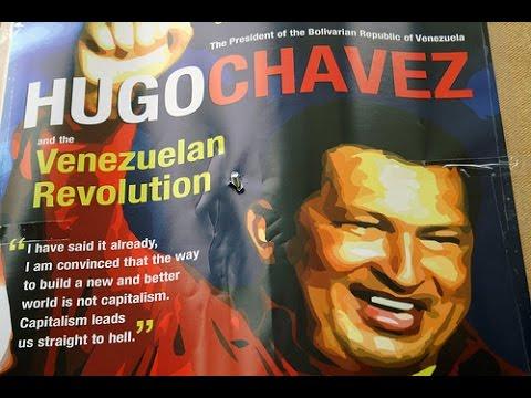Venezuela #FeelsTheBern