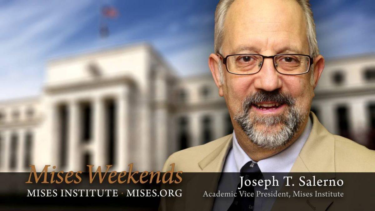 Joe Salerno: Economics is Broken