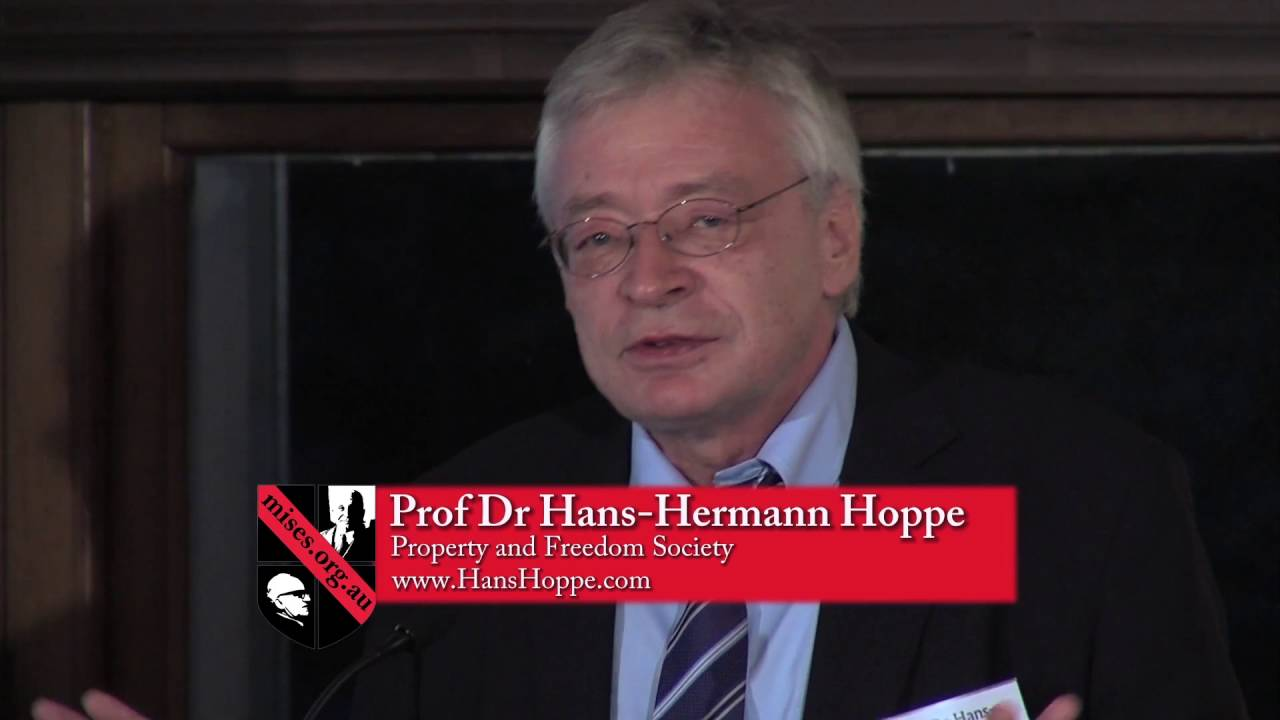 Hoppe Monopoly: Expropriating Property Protector