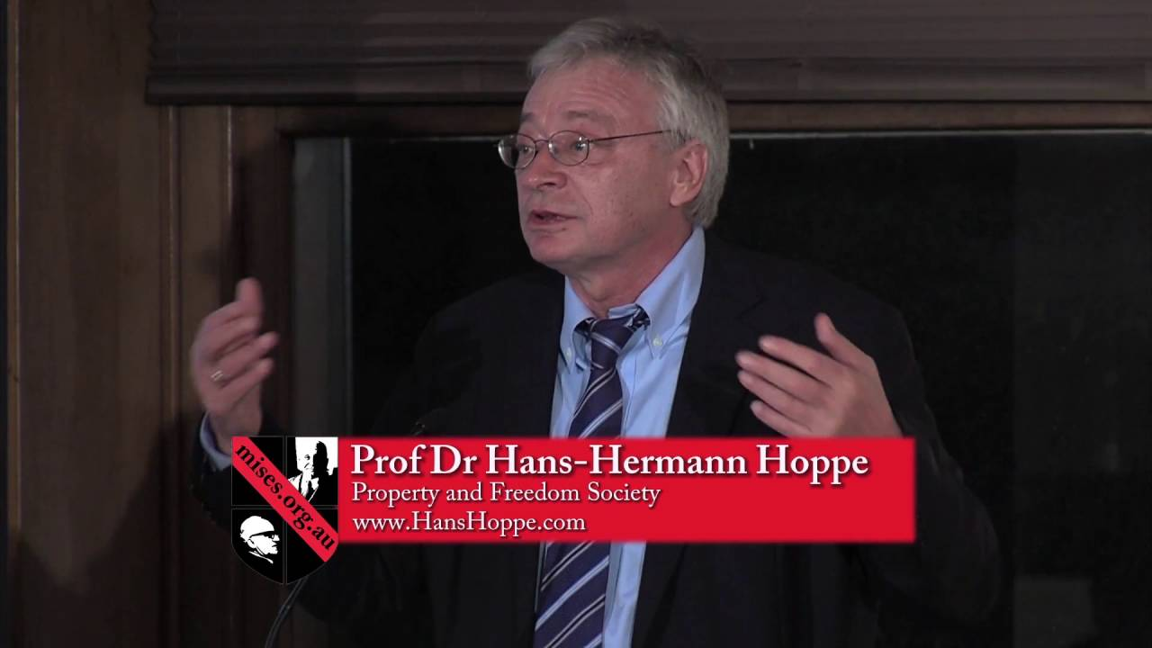 Democracy—The Illusion We All Rule Ourselves | Hoppe