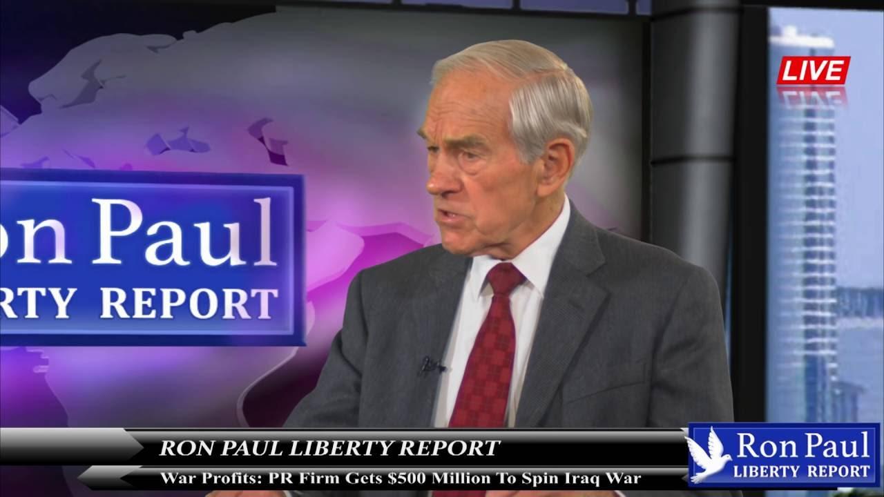 War Profits: PR Firm Gets $500 Million To Spin Iraq War