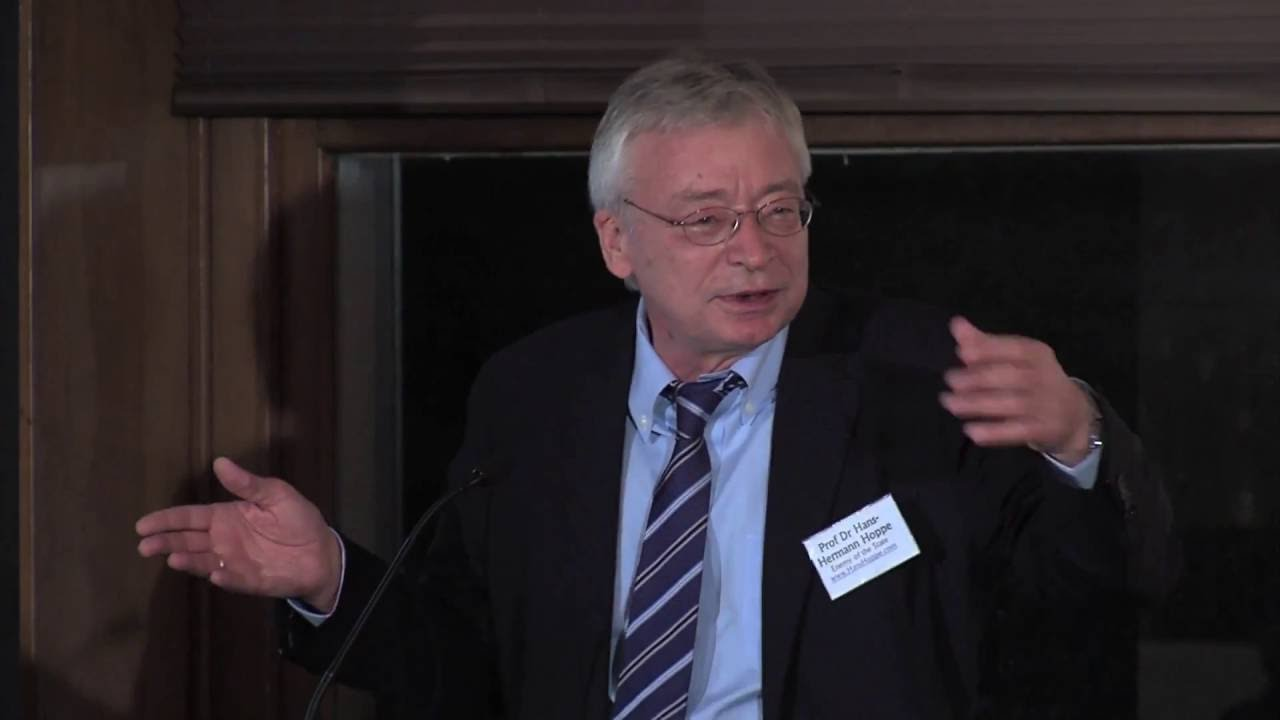 Democracy—Competition in Bads | Hoppe