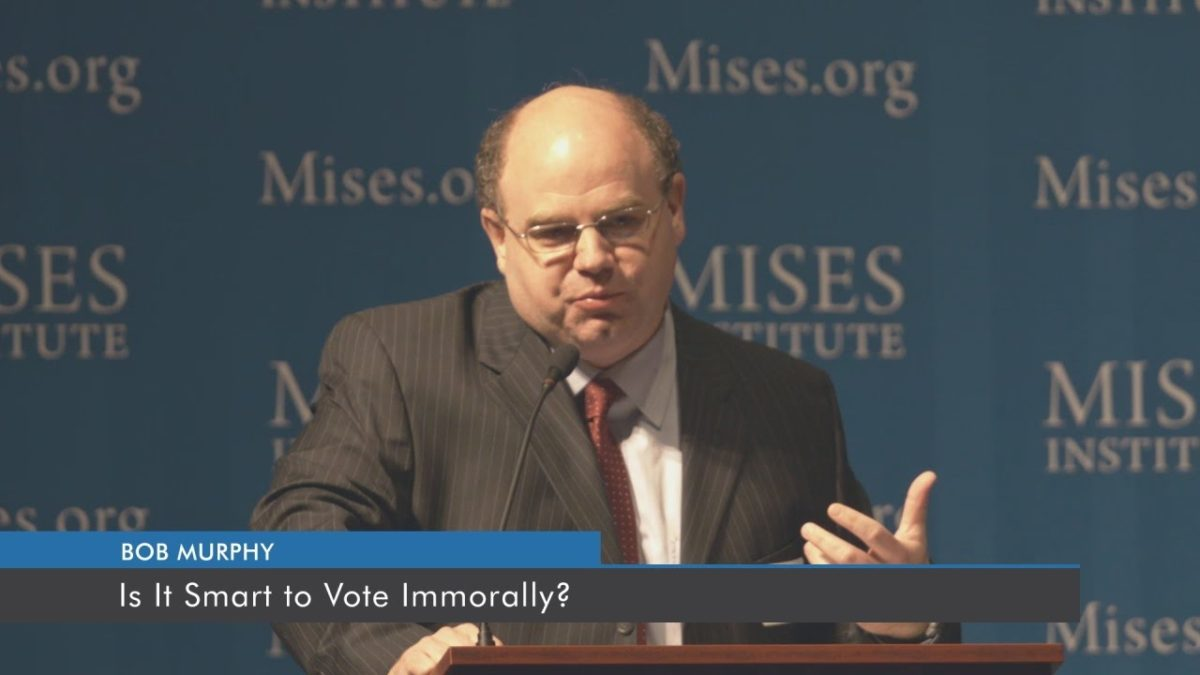 Is It Smart to Vote Immorally?