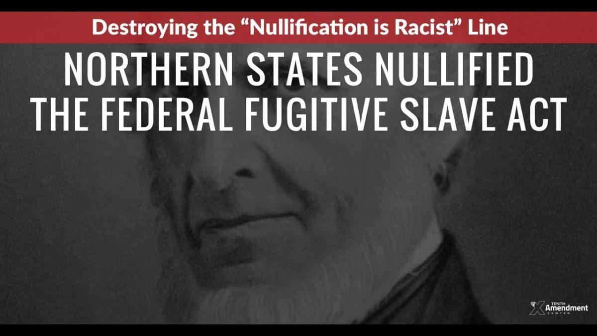 Nullify Chapter 7: Nullifying the Fugitive Slave Act