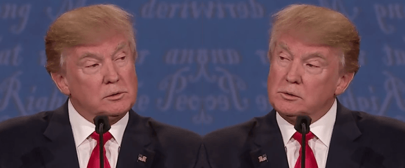 On Military and Spending, It's Trump Versus Trump
