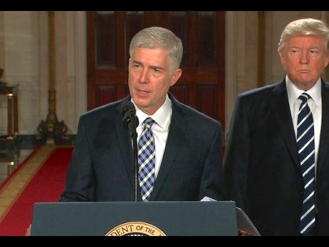 The Gorsuch Nomination Debate – featuring Andrew Napolitano
