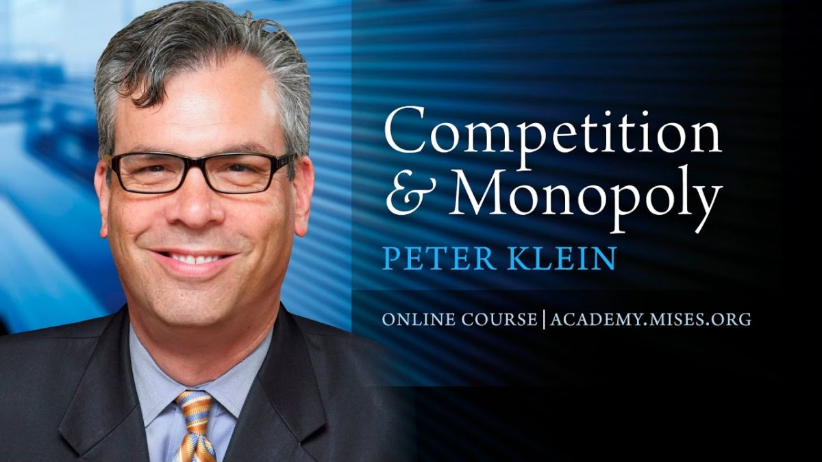 Applications of Monopoly Theory | Peter G. Klein