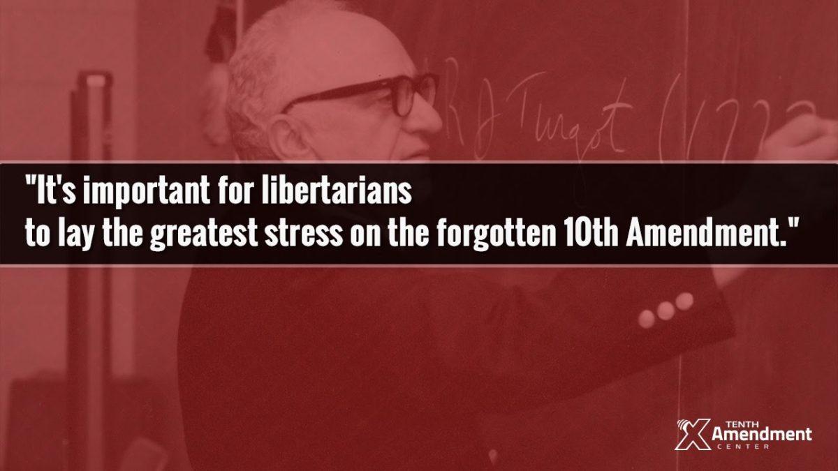 Rothbard, Dickinson: The Path to Liberty
